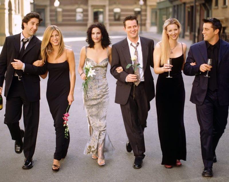 Friends é uma das melhores séries de TV