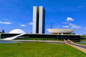 Brasília, onde se concentra a política do Brasil