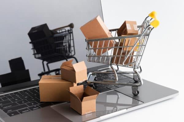 criar uma loja online
